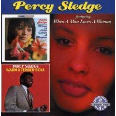 Álbum When a Man Loves a Woman/Warm & Tender Soul