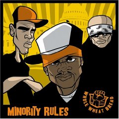 Álbum Minority Rules