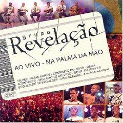 Álbum Ao Vivo Na Palma Da Mao