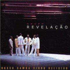 Álbum Nosso Samba Virou Religiao