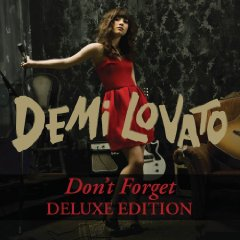 Álbum Don't Forget [Deluxe Edition]
