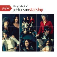 Álbum Playlist:The Very Best of Jefferson Starship (Eco-Friendly Packaging)