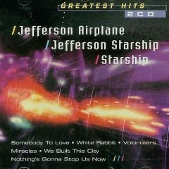 Álbum Jefferson Airplane/ Jefferson Starship/ Starship - Greatest Hits
