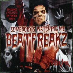 Álbum Somebody's Watching Me