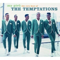 Álbum My Girl: The Very Best of the Temptations