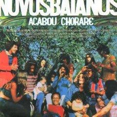 Álbum Acabou Chorare