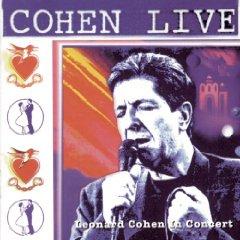 Álbum Cohen Live