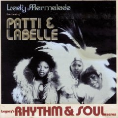 Álbum Lady Marmalade: The Best of Patti and Labelle