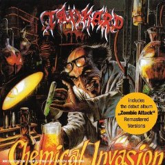 Álbum Zombie Attack/Chemical Invasion