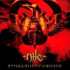 Álbum Annihilation of the Wicked