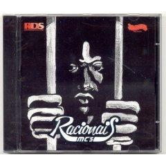 Álbum Racionais MC's