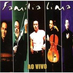 Álbum Familia Lima ao Vivo