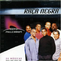 0015255,novo millennium Raça Negra   Novo Mellennium (2007)