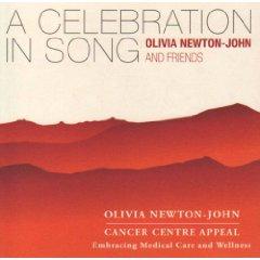 Álbum A Celebration in Song: Olivia Newton-John and Friends