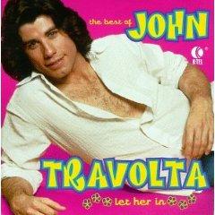 Álbum The Best Of John Travolta (K-Tel)