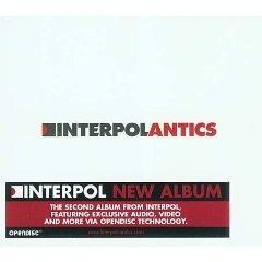 Álbum Antics