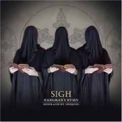 Álbum Hangman's Hymn: Musikalische Exequien