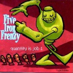 Álbum Quantity Is Job 1