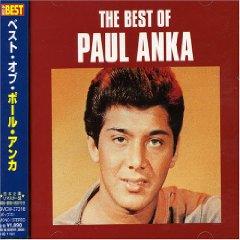 Álbum Best of Paul Anka