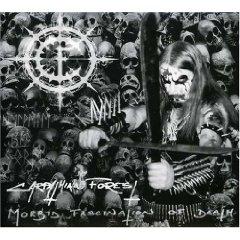 Álbum Morbid Fascination of Death