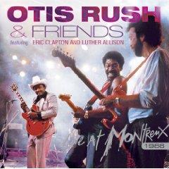 Álbum Otis Rush - Live at Montreux 1986