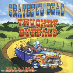 Álbum Truckin' Up to Buffalo: July 4, 1989