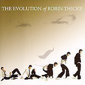 Álbum Evolution of Robin Thicke