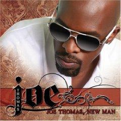 Álbum Joe Thomas, New Man