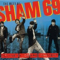 Álbum Cockney Kids Are Innocent: The Best of Sham 69