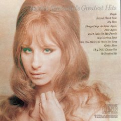 �lbum Barbra Streisand - Greatest Hits