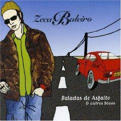 Álbum Baladas Do Asfalto & Outros Blues