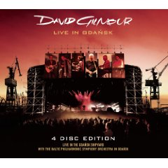 Álbum Live In Gdansk (2 CD/2 DVD)