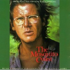 Álbum The Mosquito Coast: Original Soundtrack Recording