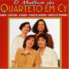 Álbum O Melhor Do Quarteto Em Cy