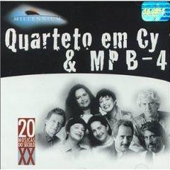 Álbum Millennium: Quarteto Em Cy & MPB-4