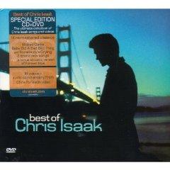 Álbum Best of Chris Isaak (CD + DVD)