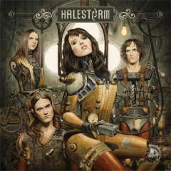Álbum Halestorm