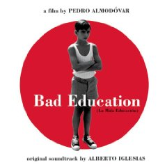 Álbum Bad Education
