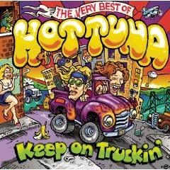 Álbum Keep on Truckin': The Very Best of Hot Tuna