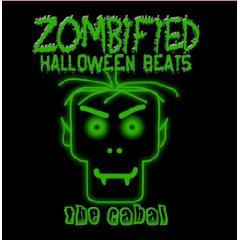 Álbum Zombified  Halloween Beats