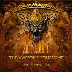 Álbum Hell Yeah!!! The Awesome Foursome: Live In Montreal