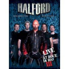 Álbum Live At Rock In Rio III (DVD/CD)