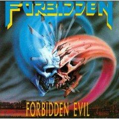 Álbum Forbidden Evil