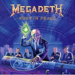 Álbum Rust in Peace