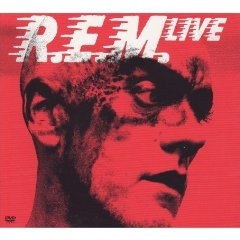 Álbum R.E.M. Live 2CD/1DVD
