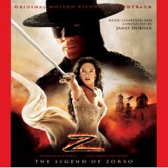 Álbum The Legend of Zorro