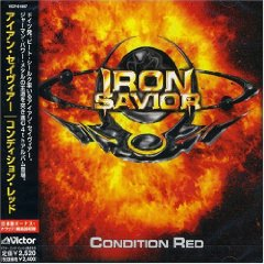 Álbum Condition Red