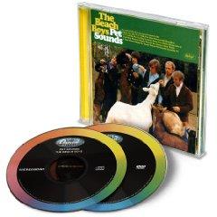 Álbum Pet Sounds 40th Anniversary CD+DVD