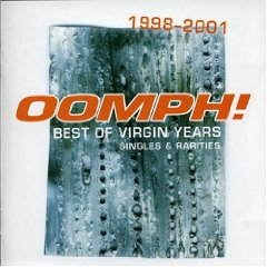 Álbum Best of Virgin Years: 1998-2001