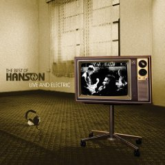 Álbum The Best of Hanson Live and Electric (CD & DVD)
